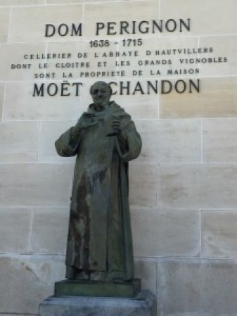 Dom Perignon Moet & Chandon Epernay