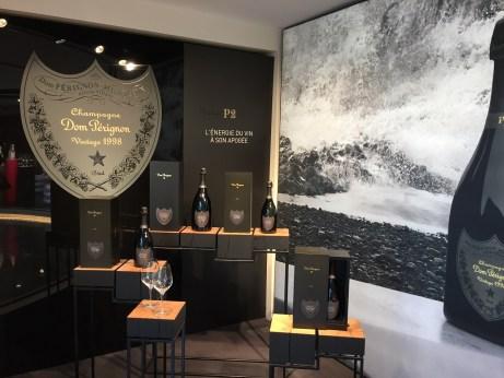 Dom Perignon gift shop