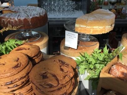Sky Garden Tea Time Cakes Biscuits