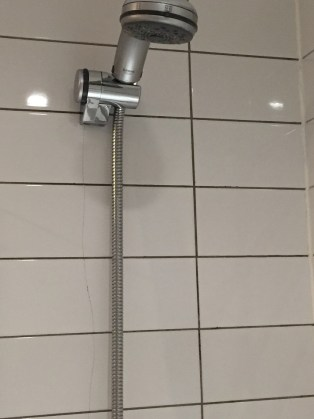 My Bloomsbury Hotel Shower