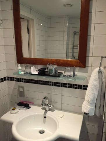 My Bloomsbury Hotel bathroom toiletries