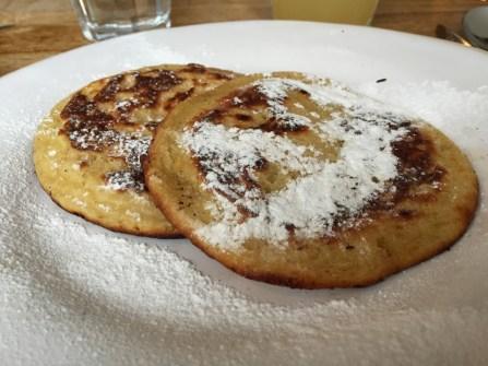 Pancakes London Gail's Bakery