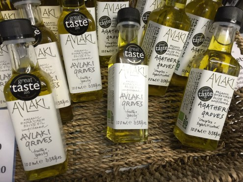 Avlaki Olive Oils Made in Britain UK