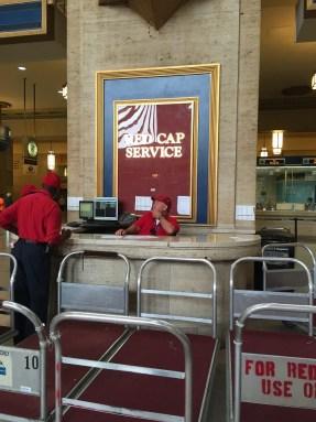 Amtrak Baggage Service PHL ZFV