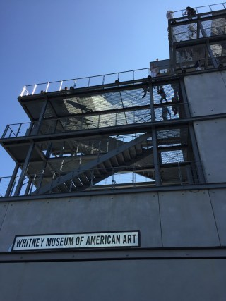 Whitney Musuem of American Art Terraces