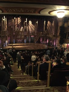 One ticket to Hamilton Broadway Solo