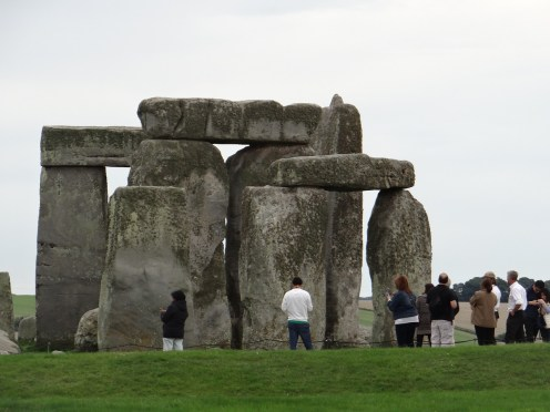 Visit Stonehenge formations