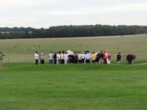 Visit Stonehenge tour group