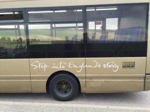 Visit Stonehenge bus shuttle