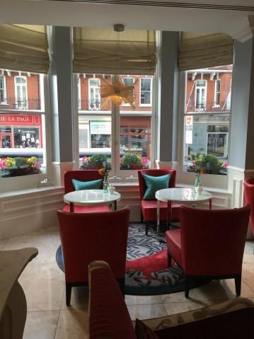 The Ampersand Hotel Afternoon Tea Room