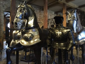 Knights Armor Tower of London tour Context Travel