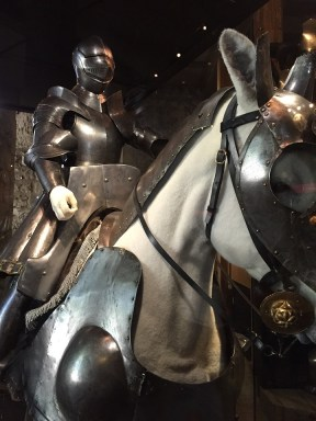 Tower of London tour armor