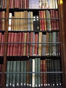 V&A Musuem Library