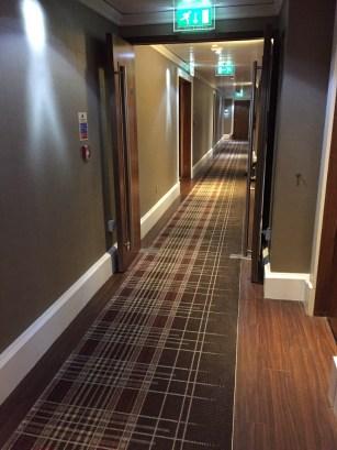 Edinburgh Sheraton Hallway