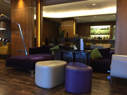 One Square bar lounge Edinburgh Sheraton Grand