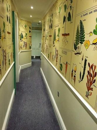 Hallway design The Dorset Square Hotel Marylebone London