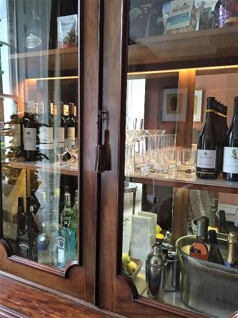 Honor Bar Marylebone Dorset Square Hotel