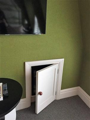 Dorset Square Hotel Minibar Design