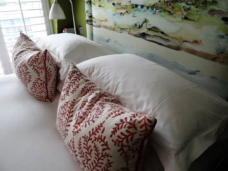 Dorset Square Hotel Frette linens Superior Room