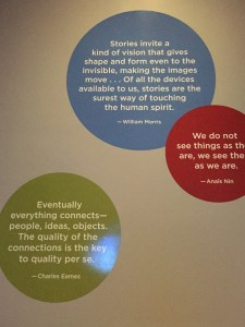 The Renwick Gallery D.C. Art Quotes