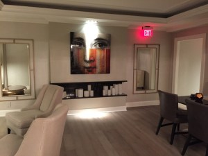 Fairmont D.C. Gold Lounge Review Art Design