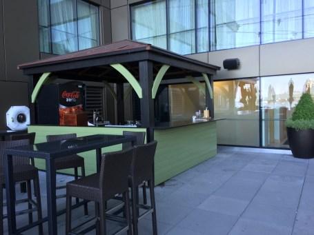 Four Seasons Seattle Pool Bar