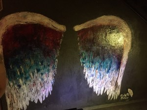 Angel Wings D.C. by Colette Miller