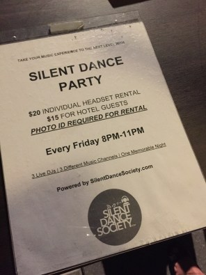 Friday Night Rooftop Dancing Silent Disco