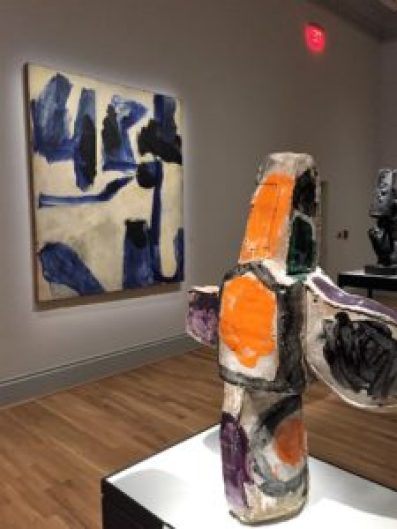 Peter Voulkos Art at the Renwick Gallery
