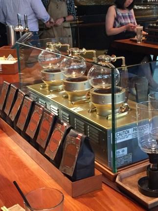Starbucks Roastery Coffee bar