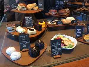 Starbucks Roastery food bar