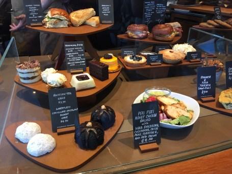Starbucks Roastery food bar