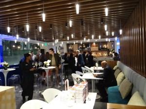 AMEX PHL Centurion Lounge