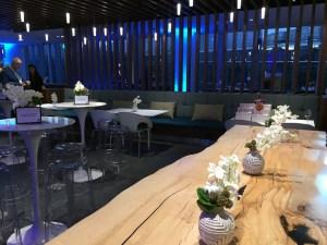 PHL Centurion Lounge view