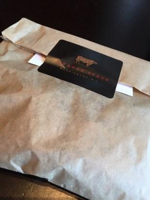 Bourbon Steak Cookies to Go Four Seasons