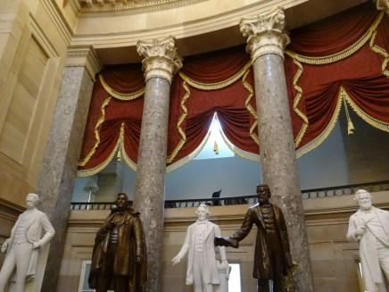 National Statuary Hall US Capitol