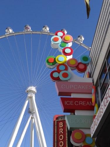 Las Vegas Desserts Sprinkles Cupcakes