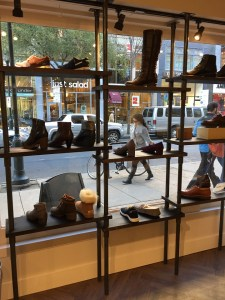 Benjamin Lovell Shoes Center City Chestnut Street