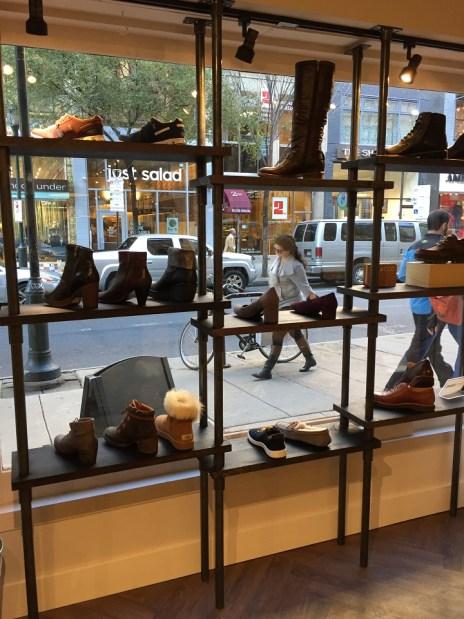 Benjamin Lovell Shoes Center City Chestnut Street