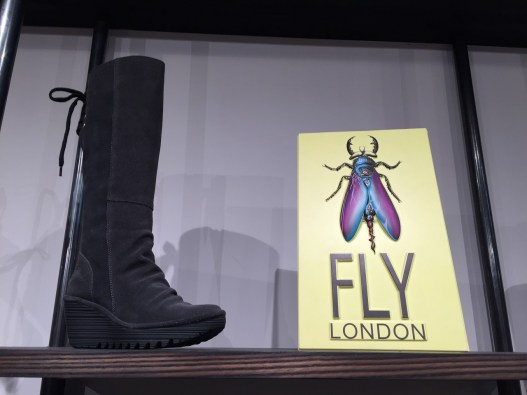 Fly London Boots Philly Benjamin Lovell Shoes