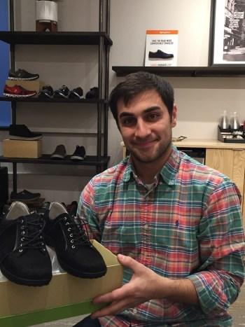 Benjamin Lovell Shoes Chestnut Street Philadelphia