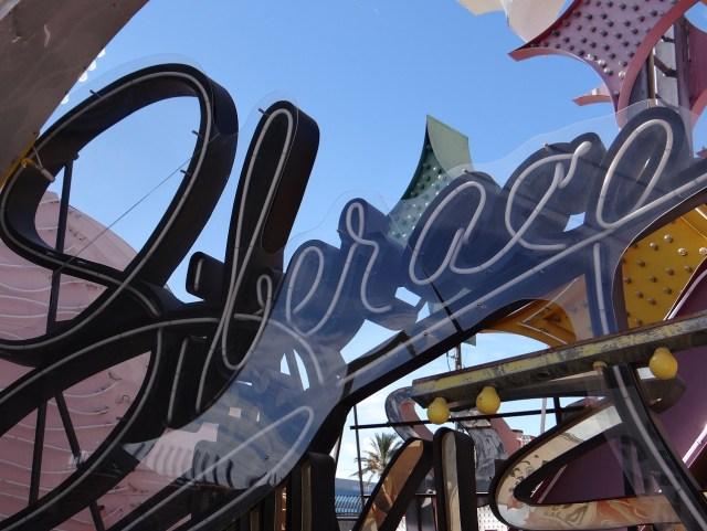 Liberace Signature Neon Sign Neon Museum