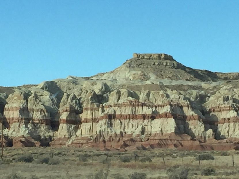 Drive from St George to Kanab to Page Arizona