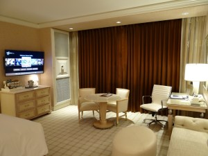 The Wynn Hotel review Standard Room view