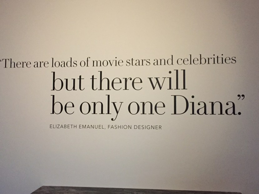 London Princess Diana quote