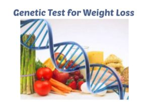 what is a weight loss dna test