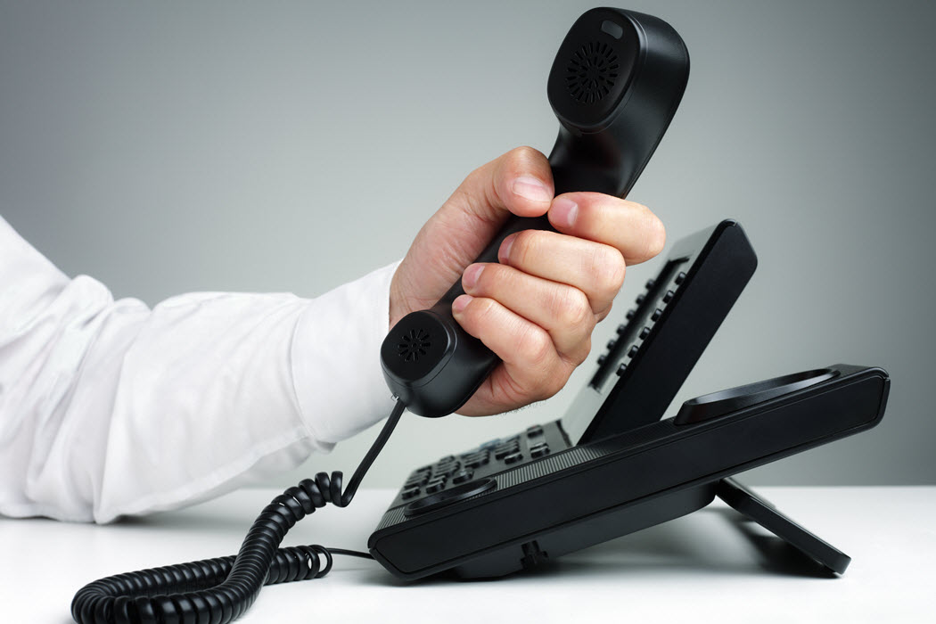 The best sales tool is still the phone