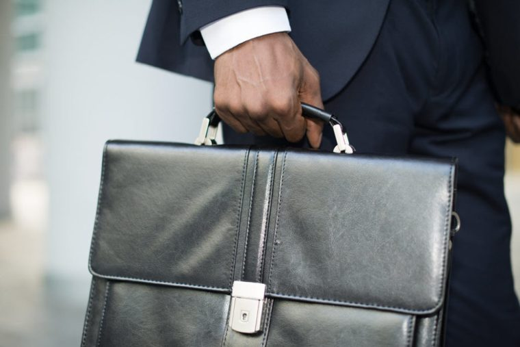 Choose sales materials for your briefcase carefully