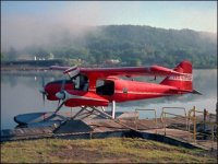 Isle Royale Float Plane