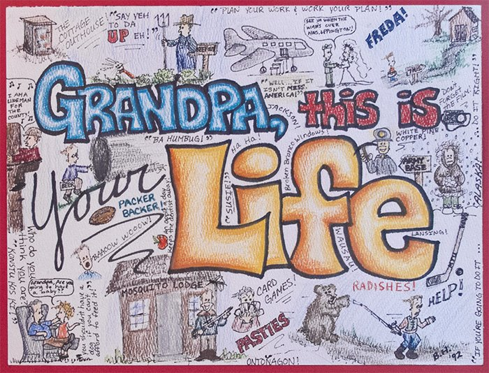 Grandpa, This Is Your Life